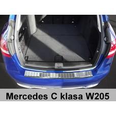 Avisa Ladekantenschutz für Mercedes C-Klasse W205
