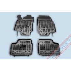 Rezaw Plast Gummi Fußmatten für Opel Astra (G,H)