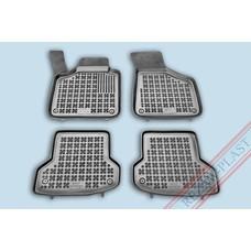 Rezaw Plast Gummi Fußmatten für Audi A3 II