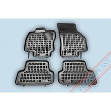 Rezaw Plast Gummi Fußmatten für Audi A3 III 8V 3-türer