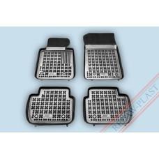 Rezaw Plast Gummi Fußmatten für BMW 3 E46 E90 E91 F30 F31