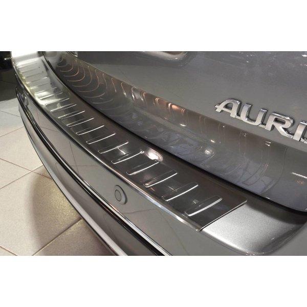 Edelstahl Ladekantenschutz für Toyota Auris Touring Sports 2013-2015