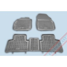 Rezaw Plast Gummi Fußmatten für Renault Scenic / Grand Scenic