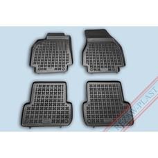 Rezaw Plast Gummi Fußmatten für Renault Megane II