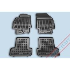 Rezaw Plast Gummi Fußmatten für Renault Megane III