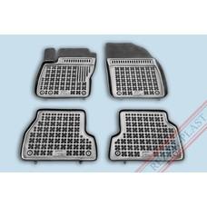 Rezaw Plast Gummi Fußmatten für Ford Focus II