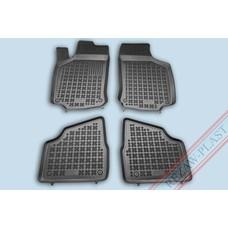 Rezaw Plast Gummi Fußmatten für Opel Corsa C