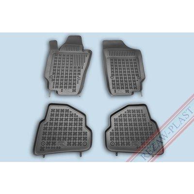 Rezaw Plast Gummi Fußmatten für Seat Tarraco