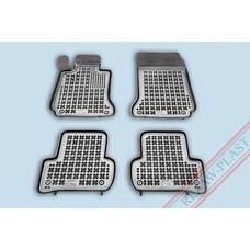 Rezaw Plast Gummi Fußmatten für Mercedes C W204