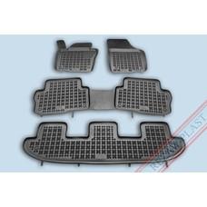 Rezaw Plast Gummi Fußmatten für Volkswagen Sharan / Seat Alhambra  (2010-)