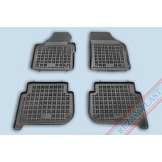 Rezaw Plast Gummi Fußmatten für Volkswagen Touran I & II