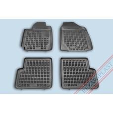 Rezaw Plast Gummi Fußmatten für Toyota Corolla IX