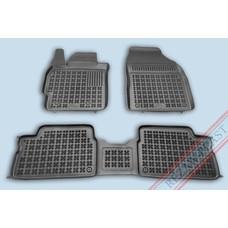 Rezaw Plast Gummi Fußmatten für Toyota Corolla X / Auris