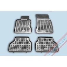 Rezaw Plast Gummi Fußmatten für BMW 5 E60 E61