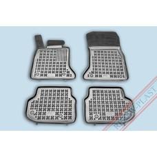Rezaw Plast Gummi Fußmatten für BMW 5 F10 F11