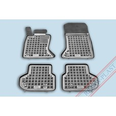 Rezaw Plast Gummi Fußmatten für BMW 5 F10 F11 FL