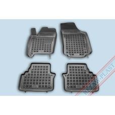 Rezaw Plast Gummi Fußmatten für Opel Meriva A