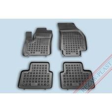 Rezaw Plast Gummi Fußmatten für Opel Meriva B