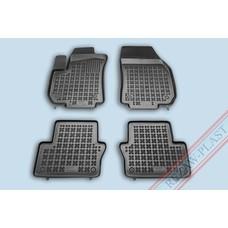 Rezaw Plast Gummi Fußmatten für Opel Zafira B