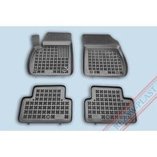 Rezaw Plast Gummi Fußmatten für Opel Zafira Tourer