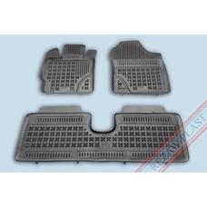 Rezaw Plast Gummi Fußmatten für Toyota Yaris XP13