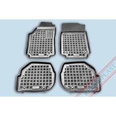 Rezaw Plast Gummi Fußmatten für Audi A6 C4 / Audi 100