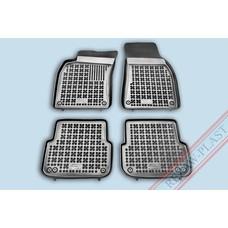 Rezaw Plast Gummi Fußmatten für Audi A6 C6