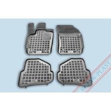 Rezaw Plast Gummi Fußmatten für Audi A1