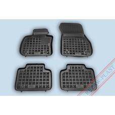 Rezaw Plast Gummi Fußmatten für BMW 2 Active Tourer