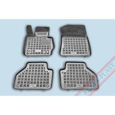 Rezaw Plast Gummi Fußmatten für BMW X3 II / X4