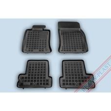 Rezaw Plast Gummi Fußmatten für Mini One Cooper I / II