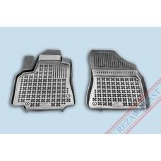 Rezaw Plast Gummi Fußmatten für Citroen Berlingo II / Peugeot Partner II