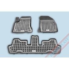 Rezaw Plast Gummi Fußmatten für Citroen C4 Picasso / Grand Picasso