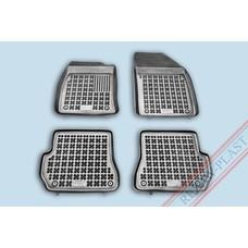 Rezaw Plast Gummi Fußmatten für Ford Fiesta VI