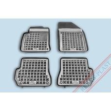 Rezaw Plast Gummi Fußmatten für Ford Fiesta VI FL / Ford Fusion I FL