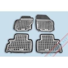 Rezaw Plast Gummi Fußmatten für Ford Galaxy II / S-Max I