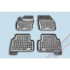 Rezaw Plast Gummi Fußmatten für Ford Kuga II