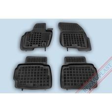 Rezaw Plast Gummi Fußmatten für Ford Mondeo V