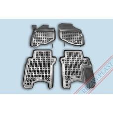 Rezaw Plast Gummi Fußmatten für Honda Jazz I