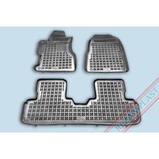 Rezaw Plast Gummi Fußmatten für Honda Civic VII (3-türer)