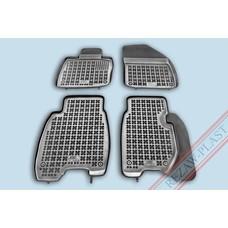 Rezaw Plast Gummi Fußmatten für Honda Civic VIII