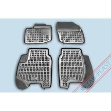 Rezaw Plast Gummi Fußmatten für Honda Civic IX