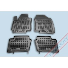 Rezaw Plast Gummi Fußmatten für Hyundai i20 I