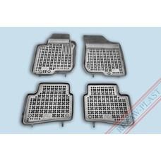 Rezaw Plast Gummi Fußmatten für Hyundai i30 I / Kia Ceed I