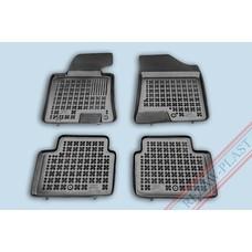 Rezaw Plast Gummi Fußmatten für Hyundai i30 II / Kia Ceed II