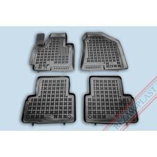Rezaw Plast Gummi Fußmatten für Hyundai ix35