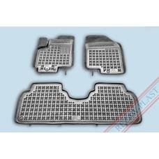 Rezaw Plast Gummi Fußmatten für Hyundai ix20 / Kia Venga