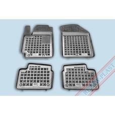 Rezaw Plast Gummi Fußmatten für Kia Picanto II