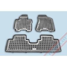 Rezaw Plast Gummi Fußmatten für Kia Sportage II