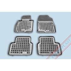 Rezaw Plast Gummi Fußmatten für Mazda 6 III SW